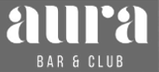Aura Bar and Club Logo, OG Bespoke